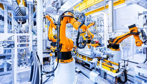 Automation for manufacturing