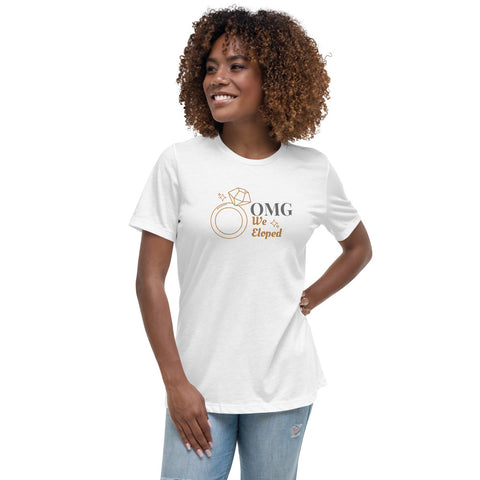 OMG We Eloped Women's T-Shirt