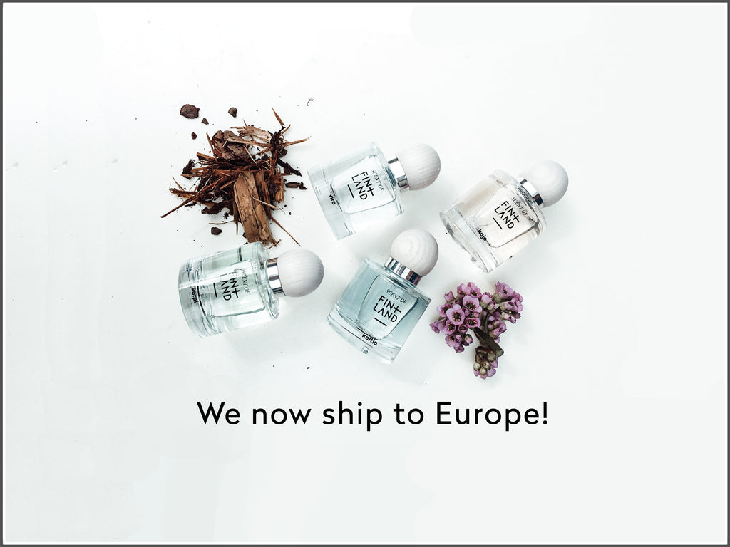 Are products are now shipped to Europe