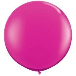 Hot Pink giant balloon