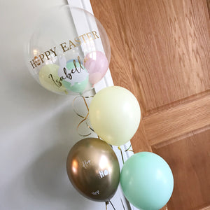 Easter balloons (COLLECTION ONLY)