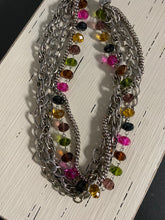 Load image into Gallery viewer, Necklace Jewels and Jangles 5 Chain Link