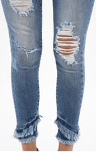 Load image into Gallery viewer, Reagan Mid Rise Skinny Jean