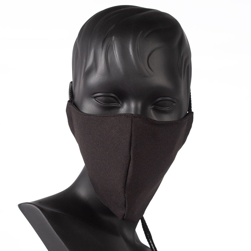 MASK - PLAIN - BLACK