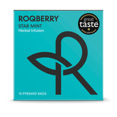 Roqberry Star Mint Herbal Infusion