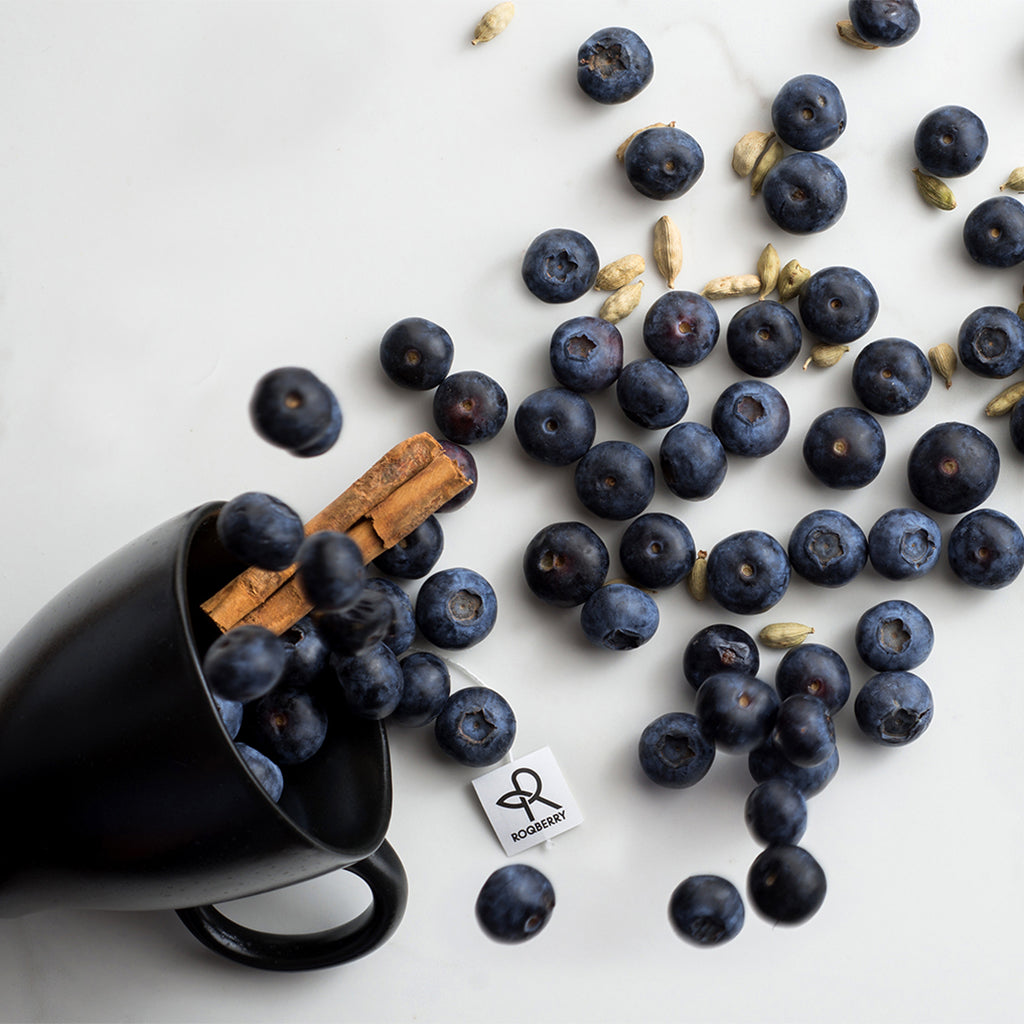 Spiced Blueberry
