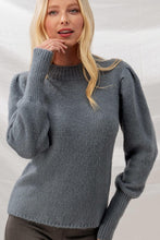 Load image into Gallery viewer, Amanda Puff Sleeve Sweater