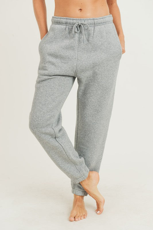 Lena Fleece Sweatpants