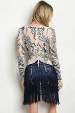 Load image into Gallery viewer, Alexandra Fringe Dress