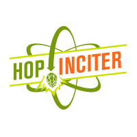 Logo image for the Bull & Bush Brewery Hop Inciter.
