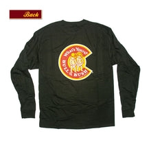 "Load image into Gallery viewer, Bull & Bush® Brewery ""C"" Logo Long Sleeve"