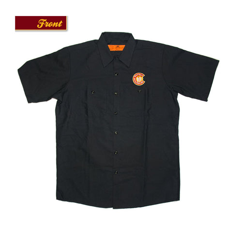 Product Image - Bull & Bush Brewery shot sleeved button down