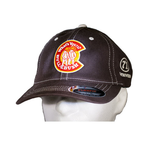 Bull & Bush Brewery Cotton Flexfit Hat