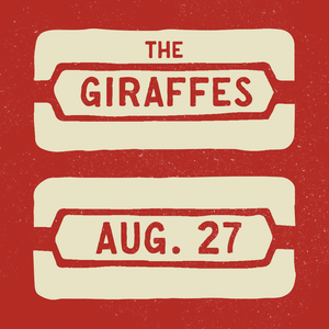 August 27, 2016 - 45th Anniversary Party with The Giraffes
