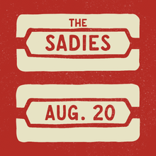 Load image into Gallery viewer, August 20, 2016 - 45th Anniversary Party with The Sadies