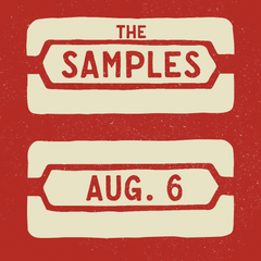 August 6, 2016 - 45th Anniversary Party with The Samples