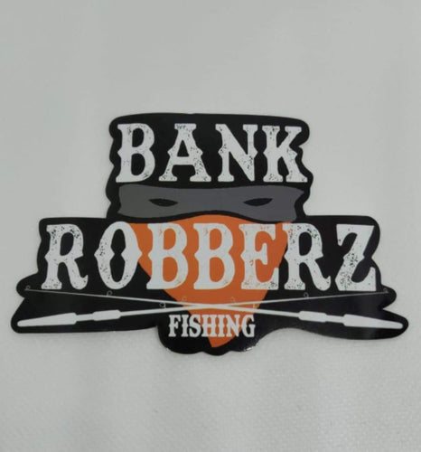 Bank Robberz Sticker