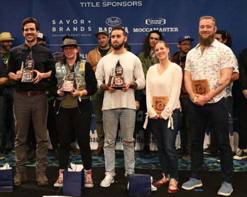 Our Head Roaster Places In The U.S. Roaster Championship