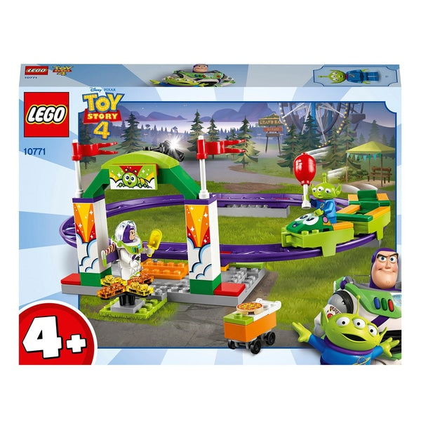 Toy Story 4 10771 - Carnival Thrill Coaster
