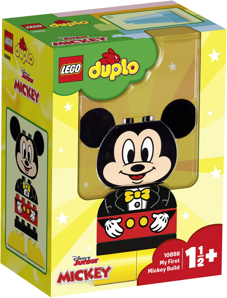 Duplo 10898  - My First Mickey Build