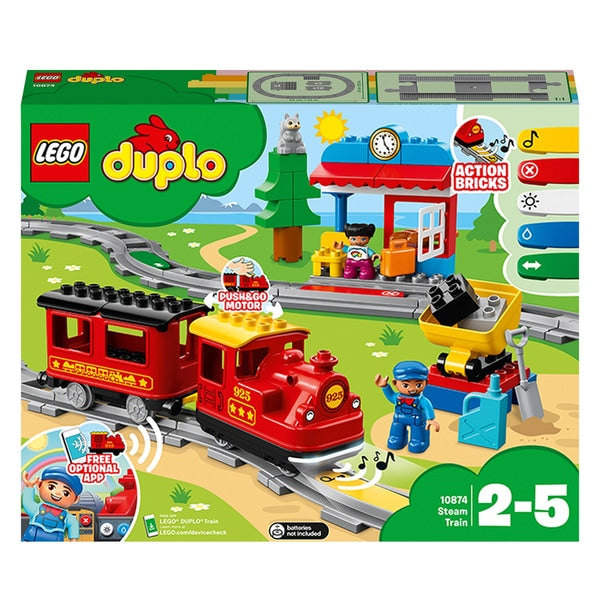 Duplo 10874 - Steam Train