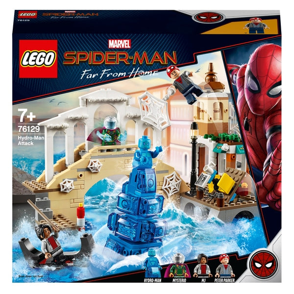 Marvel Spider Man 76129 - Hydroman Attack