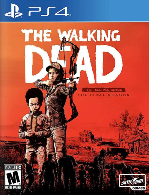 PS4 - THE WALKING DEAD