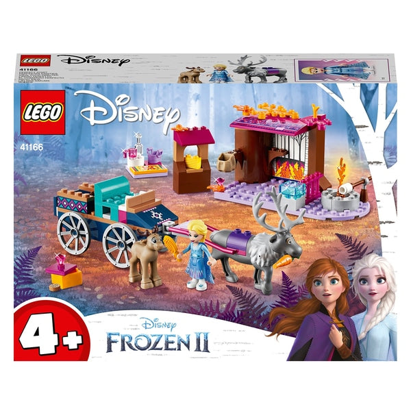 Frozen 41166 - Elsa Wagon's Adventure Set