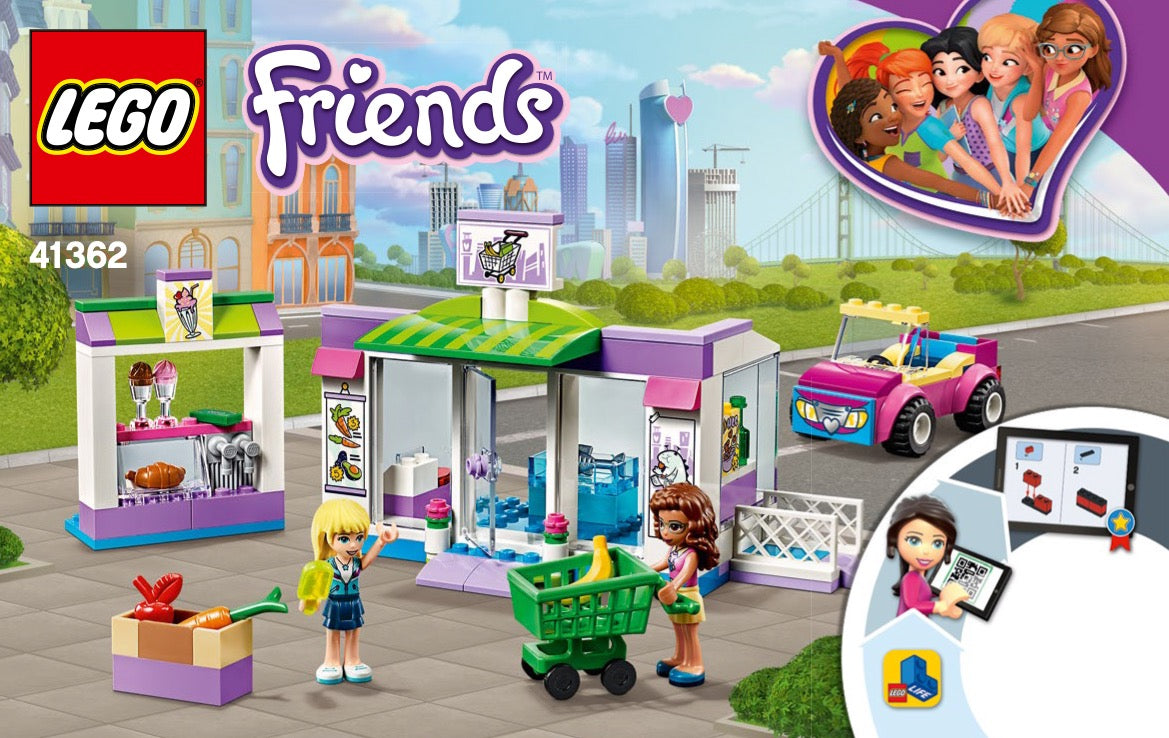 Friends  41362 - Heartlake City Supermarket
