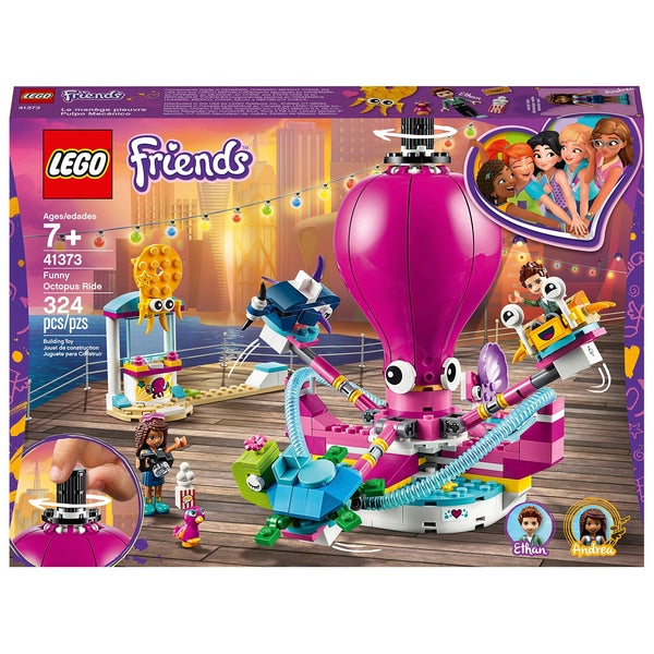 Friends 41373 - Funny Octopus Ride