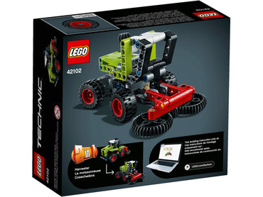 Technic 42102 - Mini CLAAS XERION Tractor