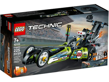 Technic 42103 - Dragster