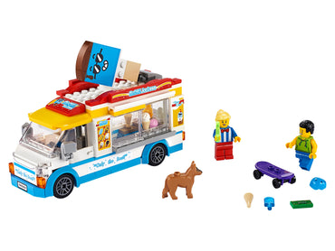 City 60253 - Ice-Cream Truck
