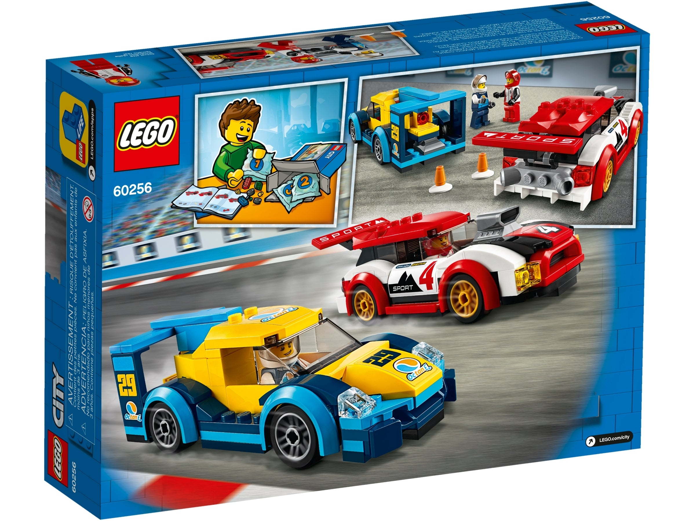 City 60256 - Racing Cars