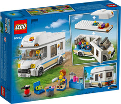 City 60283 - Le camping-car de vacances