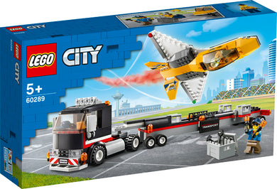 City 60289 - Le transport d'avion de voltige