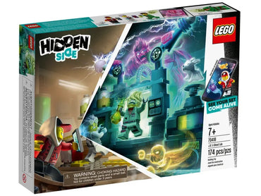 Hidden Side 70418 - Ghost Lab