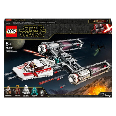 Star Wars 75249 - Resistance Y-Wing Starfighter