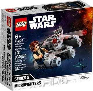 Star Wars 75295 - Microfighter Faucon Millenium™