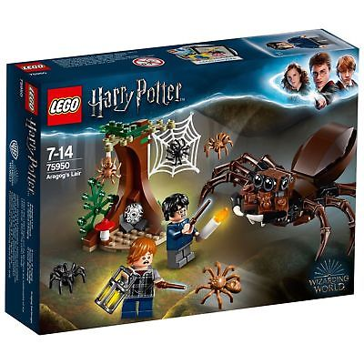 Harry Potter 75950 - Aragog's Lair