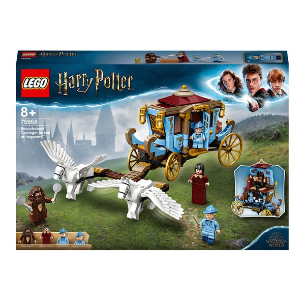 Harry Potter 75958 - Beaubatons' Carriage