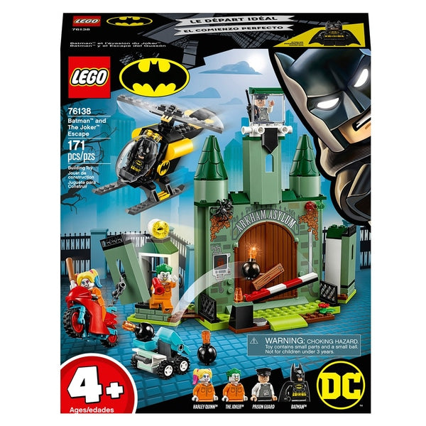 Batman 76138 - Batman and the Joker Escape