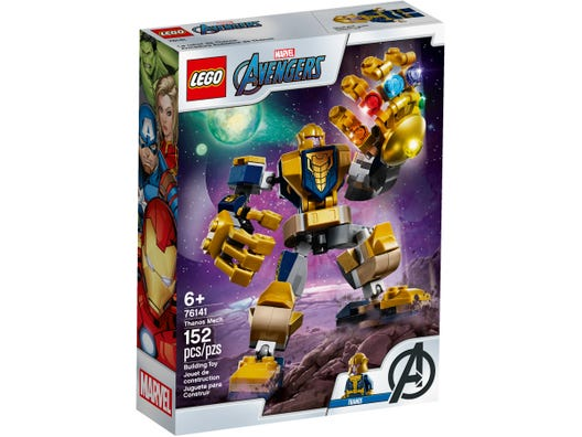 Marvel 76141 - Thanos Mech