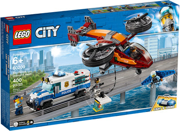 CITY 60209 - Sky Police Diamond Heist