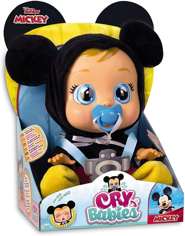 Cry Babies - Baby Mickey mouse