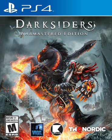 PS4 - DARKSIDERS