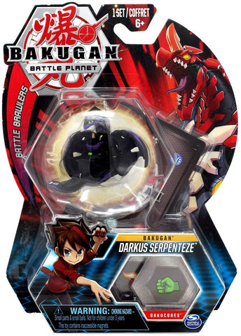 Bakugan - Darkus Serpenteze