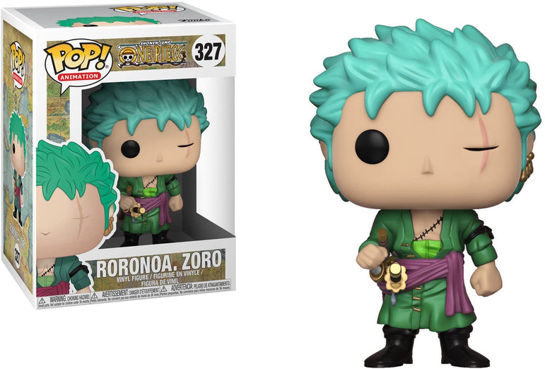 Funko Pop - 327 One Piece Roronoa Zoro