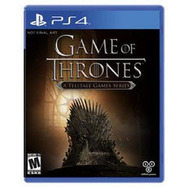 PS4 - GAMES OF THRONES