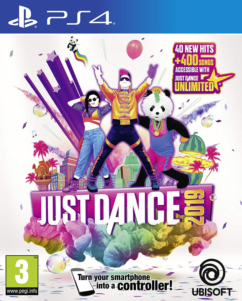 PS4 - JUST DANCE